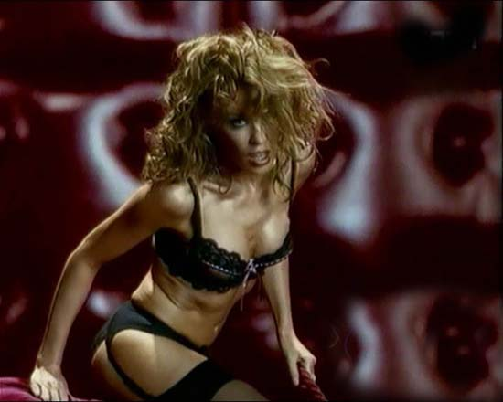 Kylie Minogue In Sexy New Photo, Keira Knightley Gets Engaged