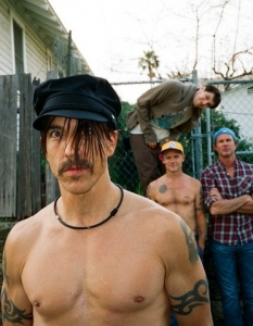 Red Hot Chili Peppers - 1