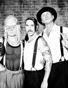 Red Hot Chili Peppers - 6