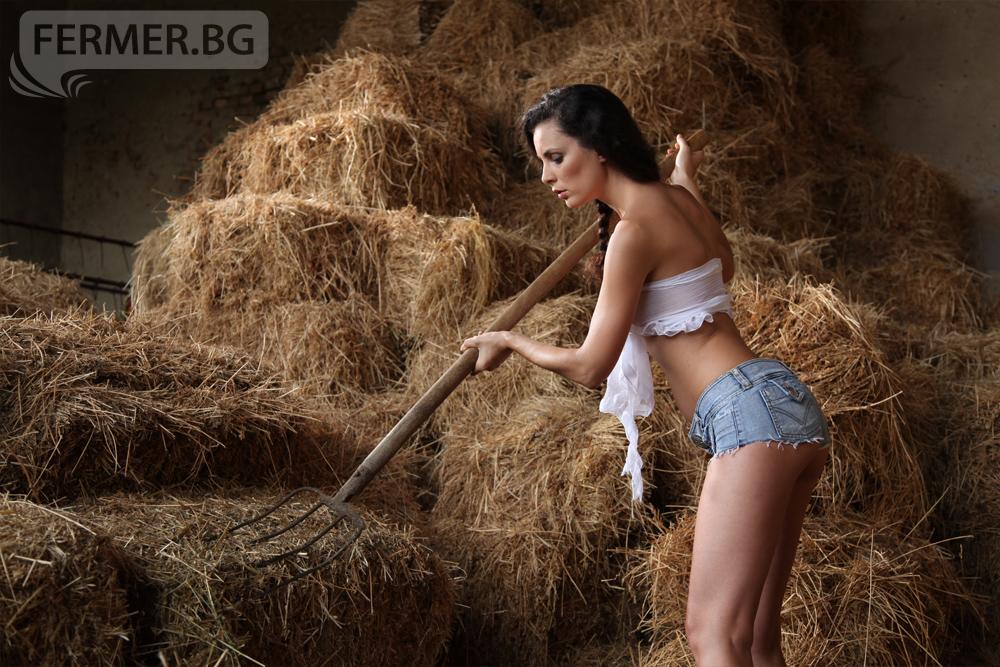 Farm girl fantasy