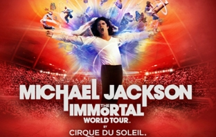 Michael Jackson: The Immortal World Tour by Cirque du Soleil