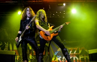 Kavarna Rock 2012: Lizzy Borden, Kamelot, Rhapsody of Fire, Ахат, Ренегат