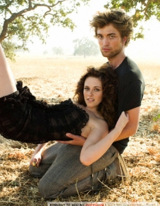 The Robsten Saga - Robert Pattinson & Kristen Stweart за Vanity Fair - 1