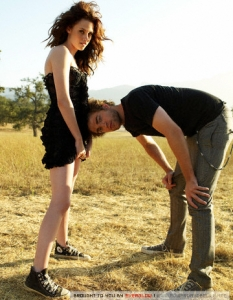 The Robsten Saga - Robert Pattinson & Kristen Stweart за Vanity Fair - 7