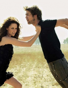 The Robsten Saga - Robert Pattinson & Kristen Stweart за Vanity Fair - 8