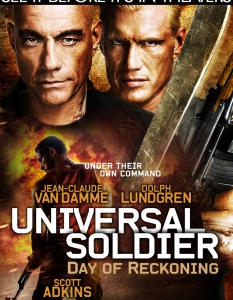 Universal Soldier: Day of Reckoning - 4