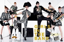 Girls In The Band @ Vogue Japan