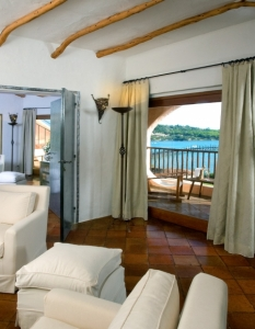 7. Presidential Suite, Hotel Cala di Volpe, Sardinia, Italy US$ 32 736 за една нощувка
