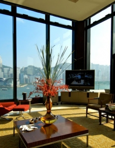 15. The Presidential Suite, InterContinental, Hong Kong US$ 13 715 за една нощувка