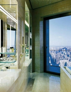 3. Ty Warner Penthouse Suite, Four Seasons Hotel, New York US$ 41 836 за една нощувка