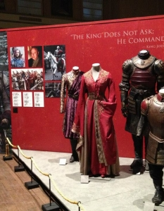 Game of Thrones - The Exhibition - 4