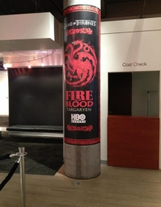 Game of Thrones - The Exhibition - 6