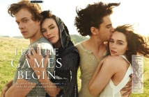 Rolling Stone Style: Game Of Thrones Edition, март 2012