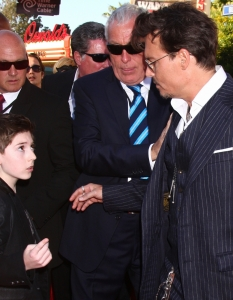 Johnny Depp, Mason Cook