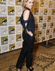 Актьорите от The Hunger Games; Catching Fire на Comic-Con: San Diego 2013 - 15
