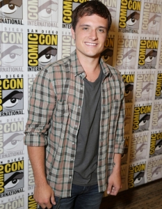 Актьорите от The Hunger Games; Catching Fire на Comic-Con: San Diego 2013 - 21