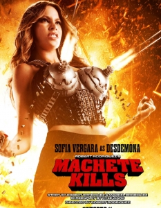 Machete Kills  - 10