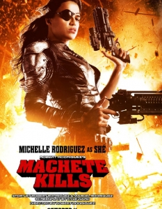 Machete Kills  - 5