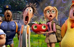 Cloudy With a Chance of Meatballs 2 (Облачно с кюфтета 2)