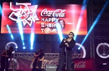 Coca-Cola Happy Energy Tour 2014 - финал с James Arthur в София