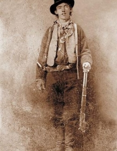 "10. Автор неизвестен ""Billy The Kid (Fort Sumner, New Mexico)"" (1879-80) $2 300 000"