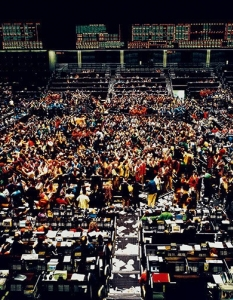 "9. Andreas Gursky  ""Chicago Board of Trade"" (1997) $2 355 597"