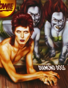 Diamond Dogs – 1974