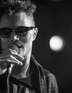 José James (24.04.2016, Sofia Live Club) - 19