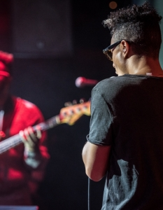 José James (24.04.2016, Sofia Live Club) - 30