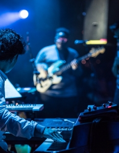José James (24.04.2016, Sofia Live Club) - 35
