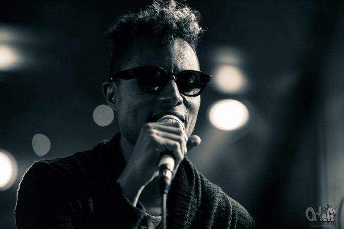 José James (24.04.2016, Sofia Live Club)