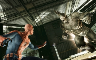 The Amazing Spider-Man - Spidey VS Rhino