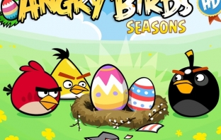 The Big Angry Birds Easter Egg Hunt