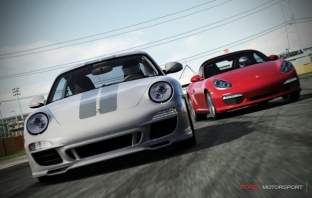 Forza Motorsport 4 Porsche Expansion