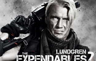 The Expendables 2 The Video Game