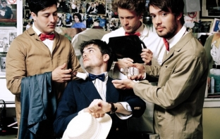 Mumford and Sons - The Troubled Boys School