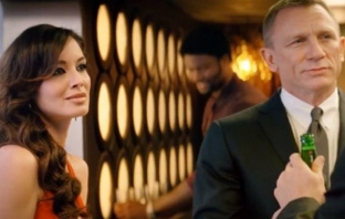 Heineken Skyfall Advert: James Bond is back!