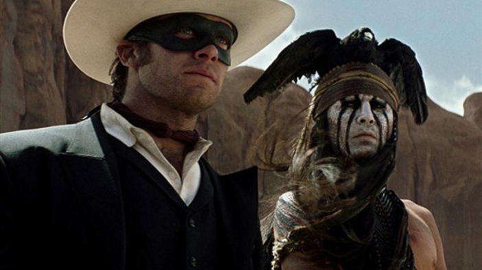 The Lone Ranger (Teaser Trailer)