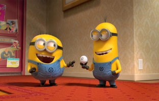 Despicable Me 2 (Official Trailer)