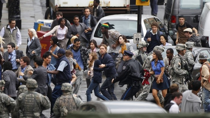 World War Z (Official Trailer)