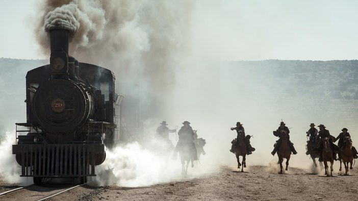 The Lone Ranger (Official Trailer #2)