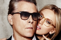 Ray Liotta и Bar Paly за Oliver Peoples (2013)