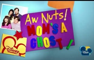 Kristen Wiig Returns to SNL - Aw Nuts! Mom's a Ghost (промо на перфектното Disney Channel шоу)