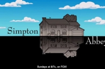 Simpton Abbey - Downton Abbey от The Simpsons