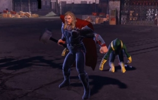 Marvel Heroes: Thor, Son of Asgard Trailer