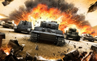 World of Tanks Xbox 360 Edition (E3 2013 Trailer)