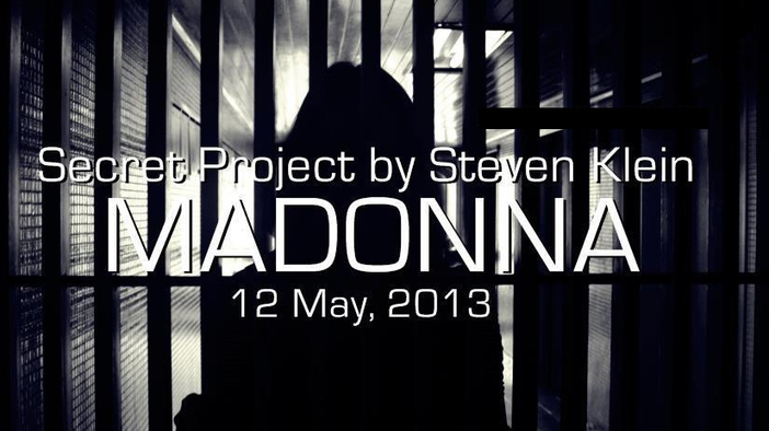 Madonna. Steven Klein. #Secret Project