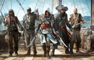 Assassin's Creed 4: Black Flag (Official Live Action Trailer)