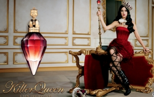 Killer Queen by Katy Perry (Promo video)
