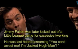 Jimmy Fallon vs Hugh Jackman